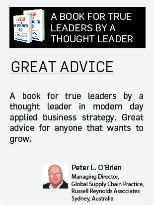 TESTIMONIAL Unchain your Corporation - Peter o Brien